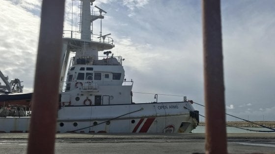 Dissequestrata la nave Proactiva Open Arms